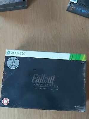 Fallout New Vegas Collectors Edition XBOX360