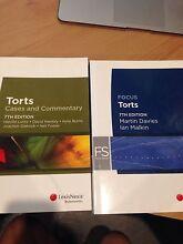 Uni books, economics, law Mindarie Wanneroo Area Preview