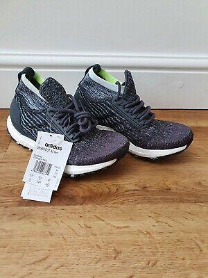 Adidas UltraBOOST All Terrain, UK 3.5, Grey/Carbon F36129 NEW