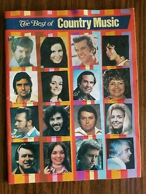 Vintage The Best of Country Music Singers