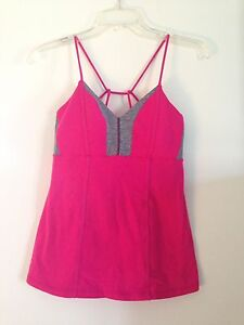 Lululemon Tank Top - Great Condition - Size 8