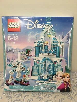 LEGO Disney Frozen Elsa's Magical Ice Palace 41148 Brand New Sealed Rare