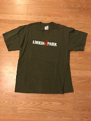 Linkin Park Vintage Hybrid Theory Tee 2000 Size Large Excellent Condition