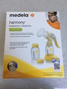 Medela Harmony Breastpump (Manual)