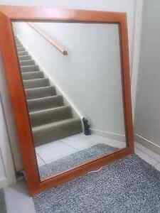90L x 72W Framed mirror Cannon Hill Brisbane South East Preview