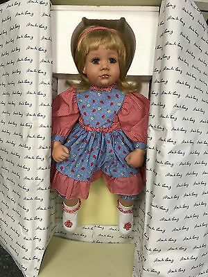 Top Zustand Diane Bucki Porzellan Puppe 48 Cm Dolls