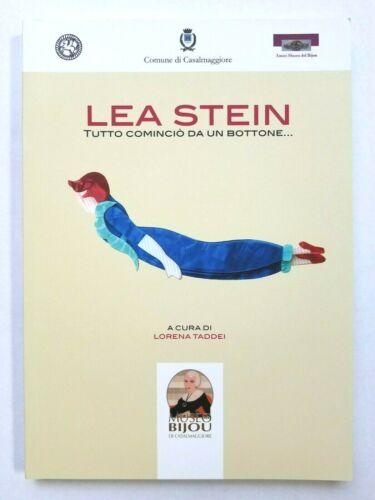 LEA STEIN BOOK CASALMAGGIORE EXHIBITION CATALOG LORENA TADDEI