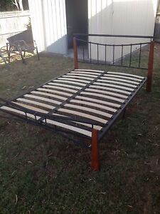 DOUBLE BED FRAME Ipswich Ipswich City Preview