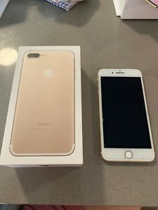 Wanted: iPhone 7 Plus 256GB!! Gold perfect condition
