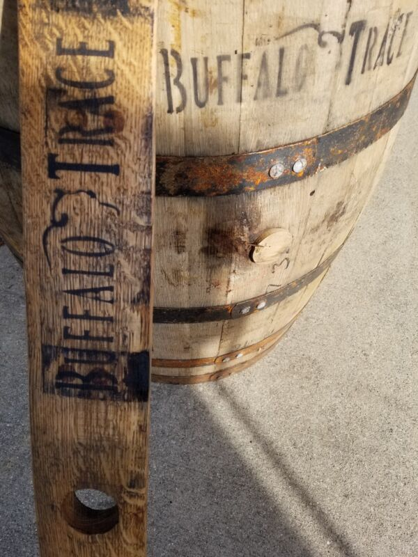 BUFFALO TRACE KENTUCKY BOURBON BARREL STAVES + PAPPY + EAGLE RARE + W.L. WELLER