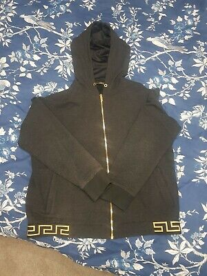 Versace Hooded Jacket Size 7