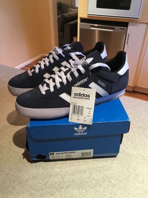6e6ea5393535 Brand New Adidas originals samba super suede Navy  47