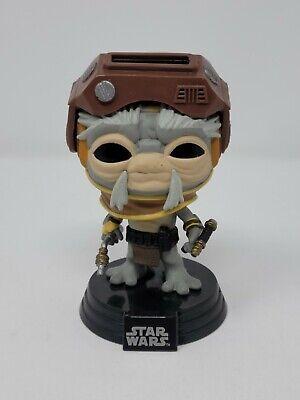 Funko Pop Star Wars Babu Frik Unboxed Smuggler's Bounty Rise Of Skywalker NO BOX