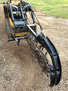 TRENCHER 1M DIGGA FOR COMPACT DIGGER Torquay Surf Coast Preview