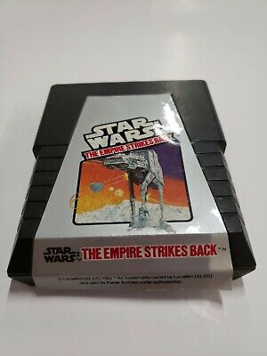 Atari 2600 Star Wars The Empire Strikes Back #C