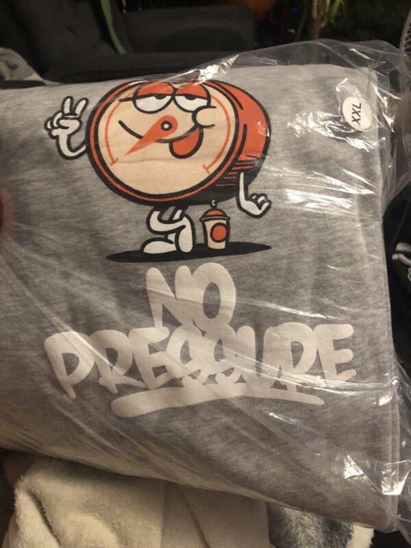 Brand New LOGIC No Pressure Exclusive Merch Merchandise Sweatpants 2XL XXL RARE