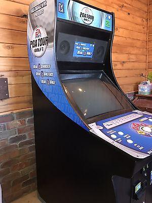 PGA Tour Golf Arcade Game Mint condidtion