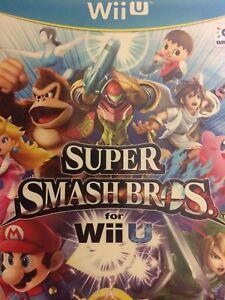 Wii U Mario Super Smash Bros.