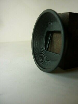 oculaire de visée finder eyepiece FUJICA piece d' origine Japon