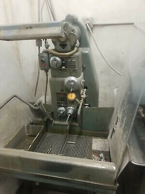 Sunnen Precision Honing Machine Mbb 1600 With A Lot Of Tools