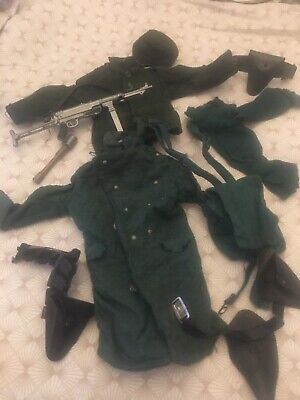 Vintage Action Man Vam Colditz And German Outfit