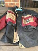 Motor bike helmets (2) and top quality jacket Leeming Melville Area Preview