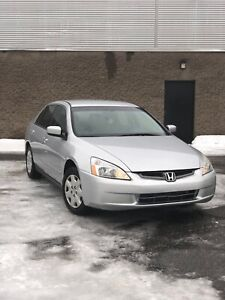 HONDA ACCORD 2003 LX-G 4D Sedan