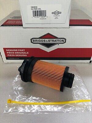 595930 Genuine Briggs & Stratton Oil Filter Oil Guard System