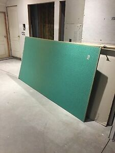Soundproof installation sheets