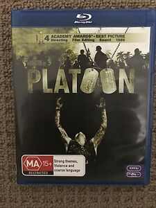 Platoon Blu Ray The Junction Newcastle Area Preview