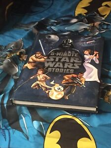 5 minutes Star Wars story book