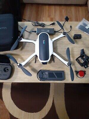 Gopro Karma Drone With Hero 7 Black Bundle with major extras needs hardware