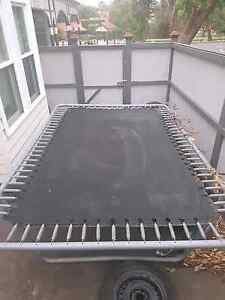 Trampoline 2.6m by 1.5m Chadstone Monash Area Preview