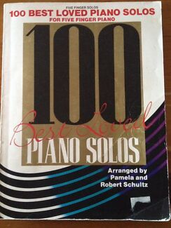 Piano music - 100 Best Loved Piano film, TV and fun!