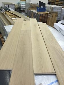 260 x 20/6 x 2200mm French Oak Unf- Engineered ABCD grade £35.99 per sqm ex Vat
