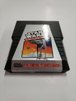 Atari 2600 Star Wars The Empire Strikes Back #E