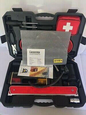 Michelin Auto EMERGENCY Roadside Kit – Jumper Cables, Air Compressor, etc
