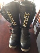 Motorcross boots size 13 Henley Brook Swan Area Preview