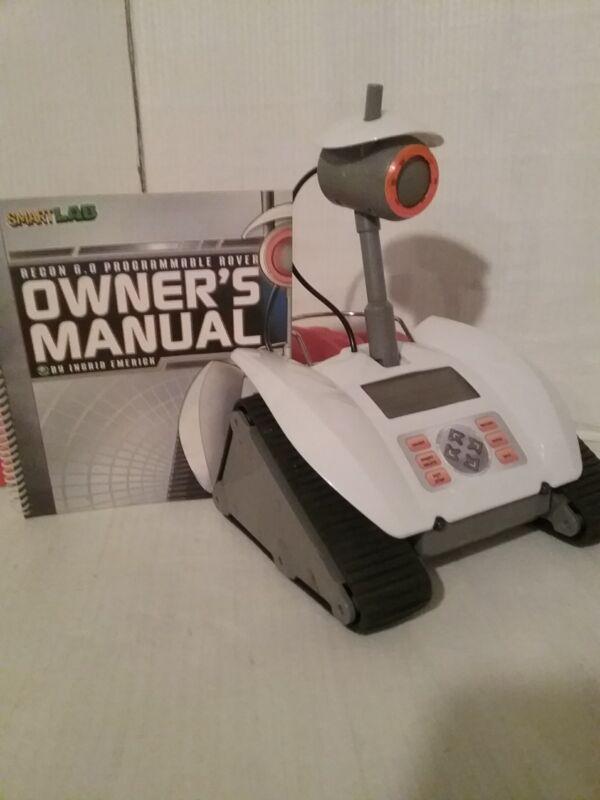 ReCon Programmable Rover 6.0 Robot Computer Toy SmartLab Toys