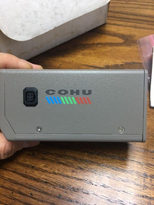 Cohu 1322 CCD Camera
