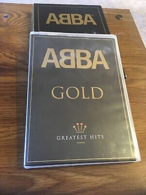 ABBA Gold: Greatest Hits DVD Edition, Booklet , Slipcover    2003
