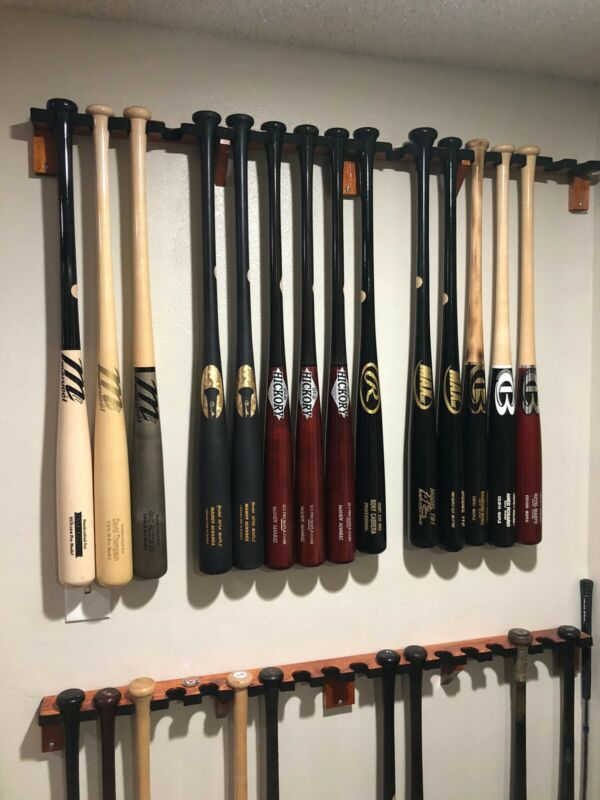 Chandler, Victus, Old Hickory, Louisville, Marucci Pro Wood Bats 33.5 And 34