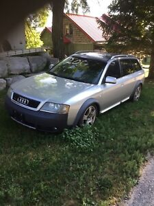 2005 Audi allroad 2.7 bi turbo