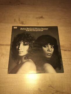 Barbra Streisand Wet / Donna Summer enough is enough Maslin Beach Morphett Vale Area Preview