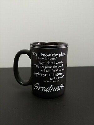 Lighthouse Christian Graduation MUG GIFT 16oz Jeremiah 29:11