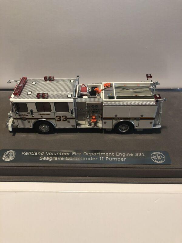 "Fire Replicas Kentland Volunteer Engine 331 ""Sold out"""