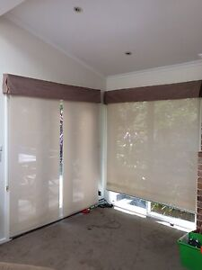 Roller blinds - in good condition Frenchs Forest Warringah Area Preview