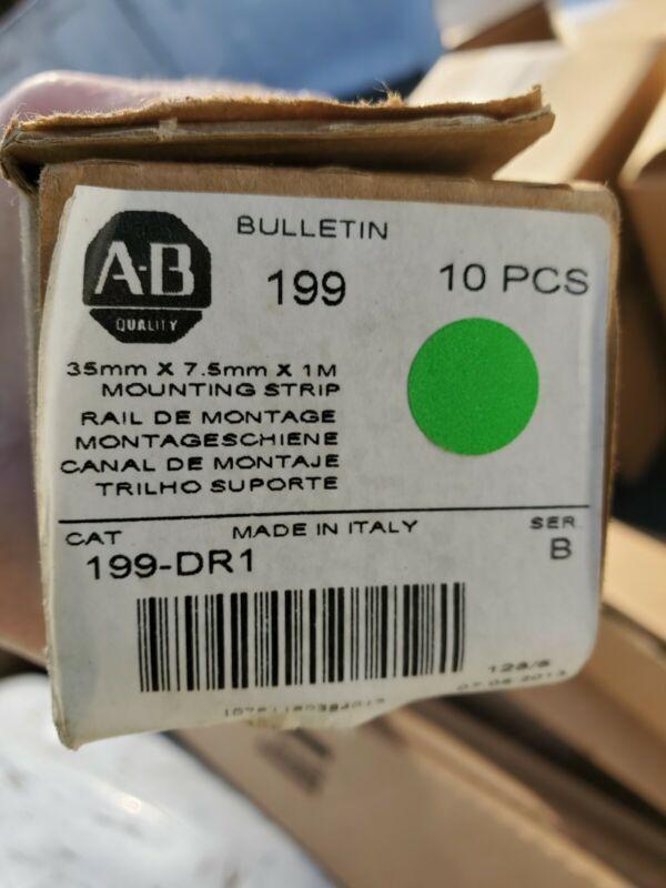 Allen and Bradley 199-DR1, Din Rail #3 35Mmx7.5Mm 10 M
