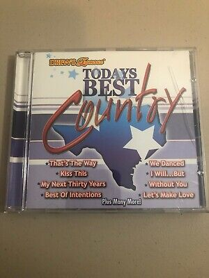 Drew's Famous Today's Best Country by Drew's Famous (CD, 2000, Turn Up the