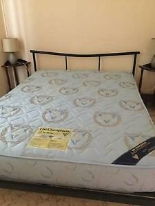 Queen size bed and mattress - perfect condition Red Rock Coffs Harbour Area Preview